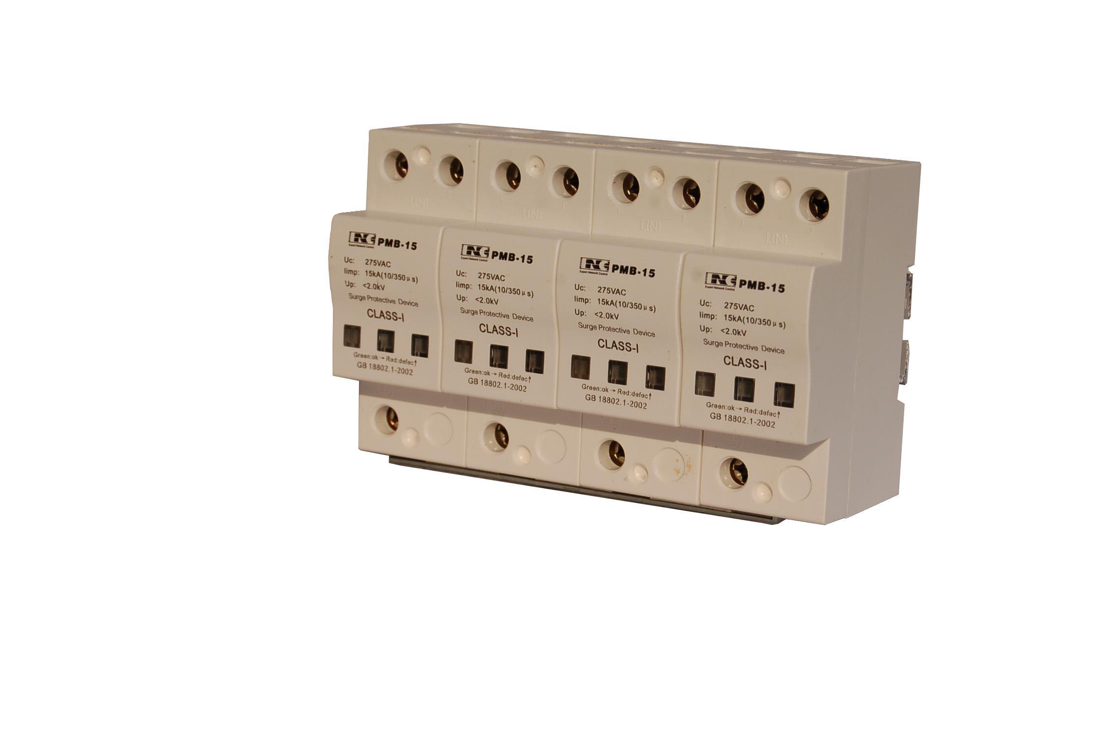 电压开关型电源防雷模块